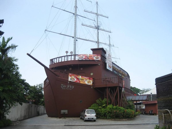 The Ship Restaurant @ Batu Ferringhi