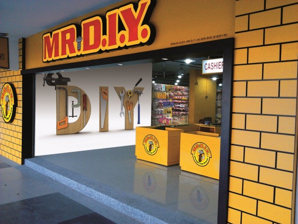 MR DIY @ All Seasons Place