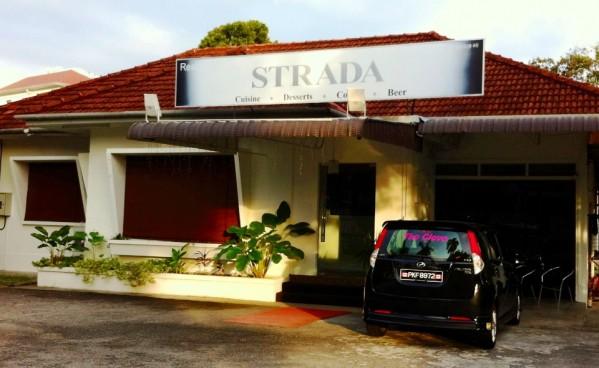 Strada Restaurant & Patisserie