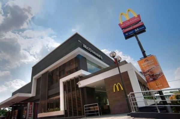 McDonald's Kangar