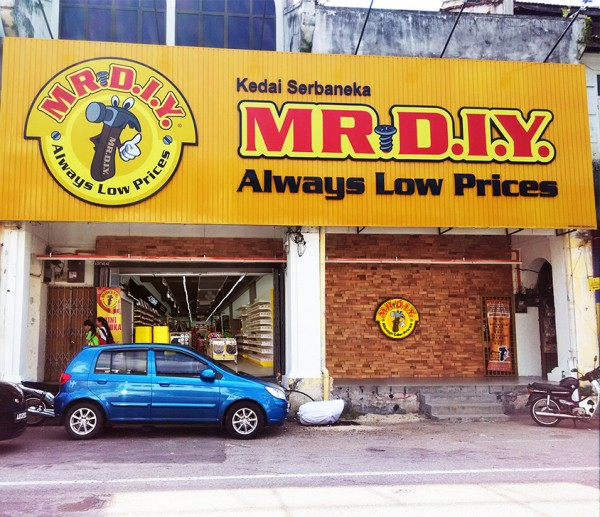 MR DIY @ Kuala Kangsar