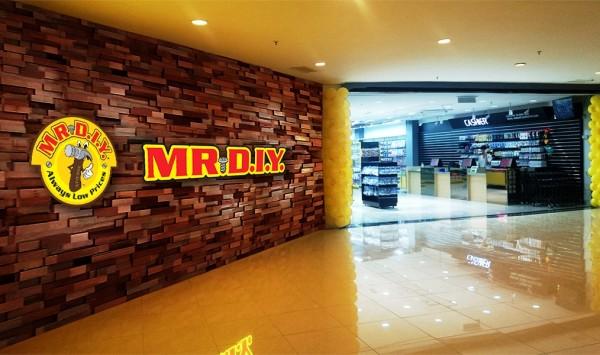MR DIY @ 1 Borneo Hypermall