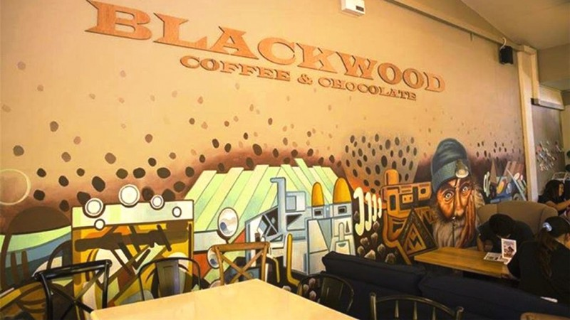 Blackwood Coffee & Chocolate @ Alor Setar