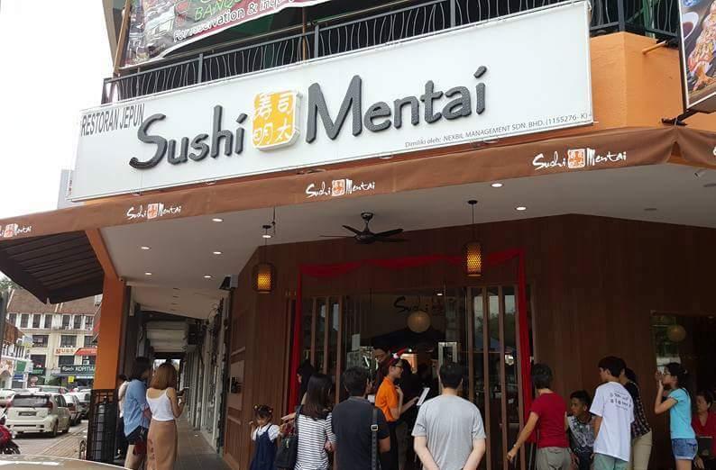 Sushi Mentai @ Ipoh