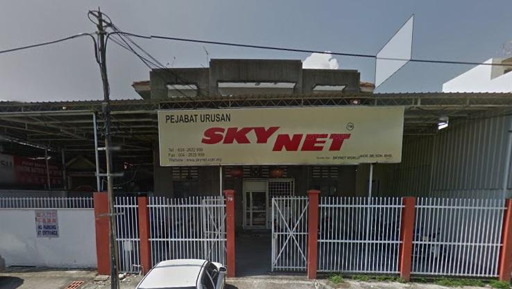 Skynet @ Pulau Penang