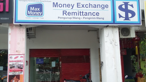 Max Money (Money Changer) @ Bukit Jambul