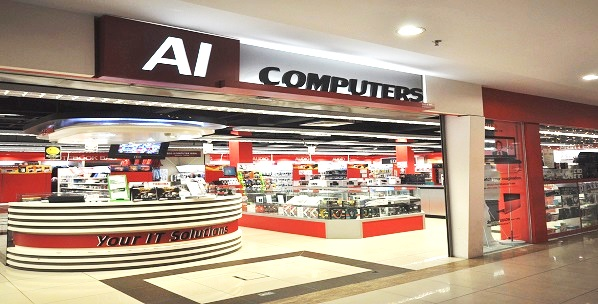AI COMPUTERS @ Taiping Sentral Mall