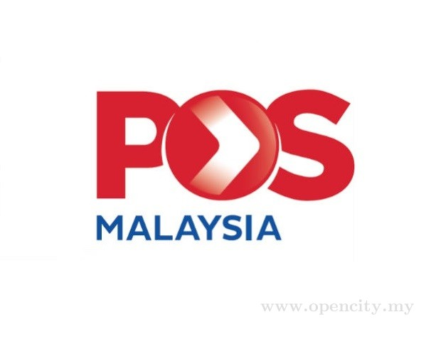 Post Office (Pejabat Pos Malaysia) @ Jalan Jubli Perak