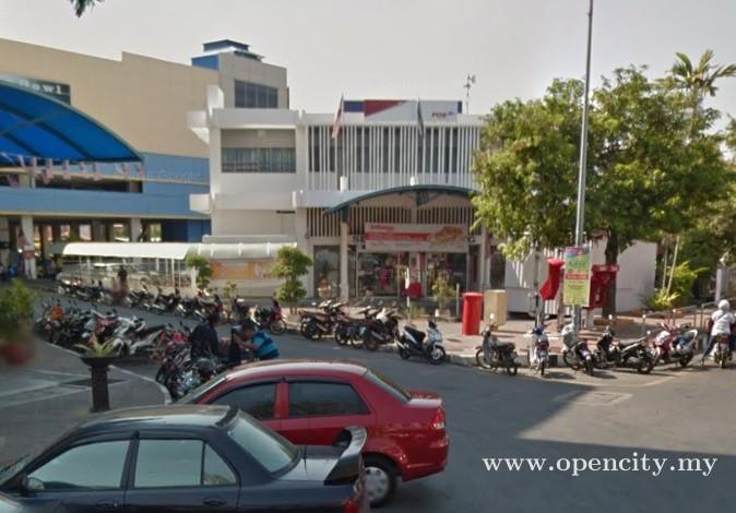Post Office (Pejabat Pos Malaysia) @ Kangar