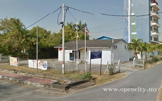Post Office (Pejabat Pos Malaysia) @ Kuala Perlis