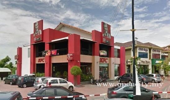 Kfc Juru Auto City Perai Penang