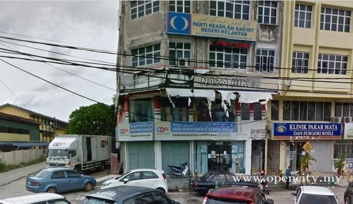 GDex @ Kota Bharu - Kota Bharu, Kelantan
