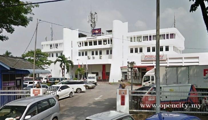 Post Office (Pejabat Pos Malaysia) @ Alor Setar