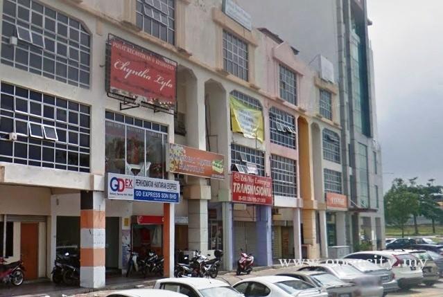 GDex @ Nilai - Nilai, Negeri Sembilan