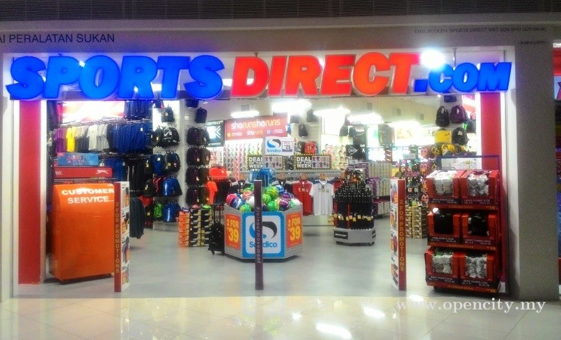 Sports Direct @ Aman Central