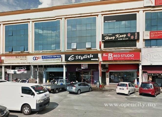 Gdex @ Muar - Muar, Johor