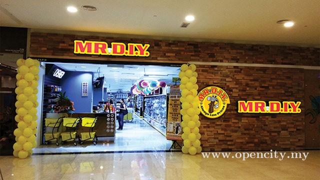 MR DIY @ The Shore @ Melaka