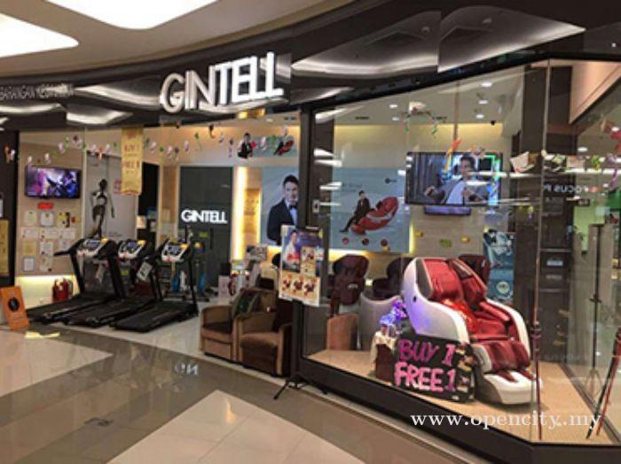 GINTELL @ AEON Seri Manjung