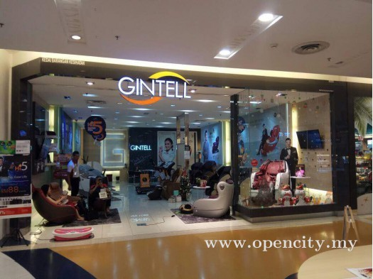 GINTELL @ Sunway Pyramid