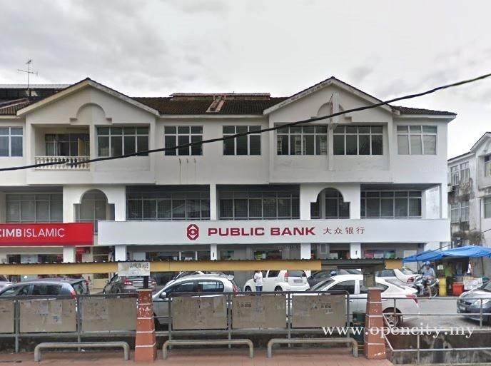 Public Bank @ Bandar Baru Air Itam