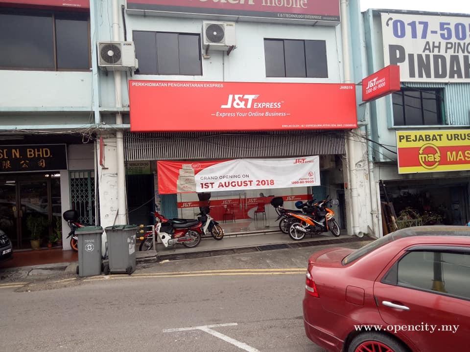 J&T Express @ Kulai