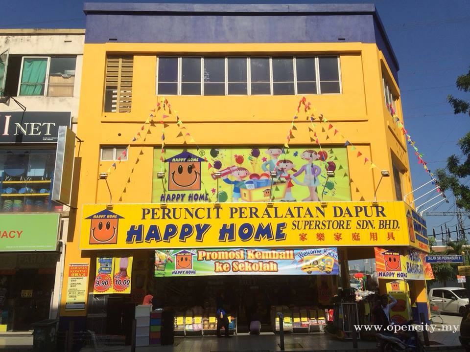Happy Home Superstore @ Bandar Permaisuri, KL