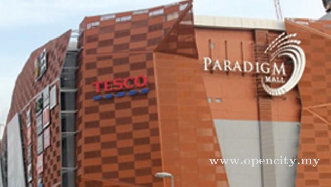 Tesco Paradigm