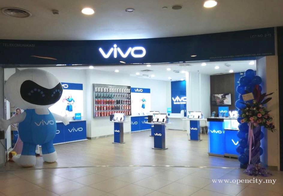 Vivo Service Center @ 1st Avenue