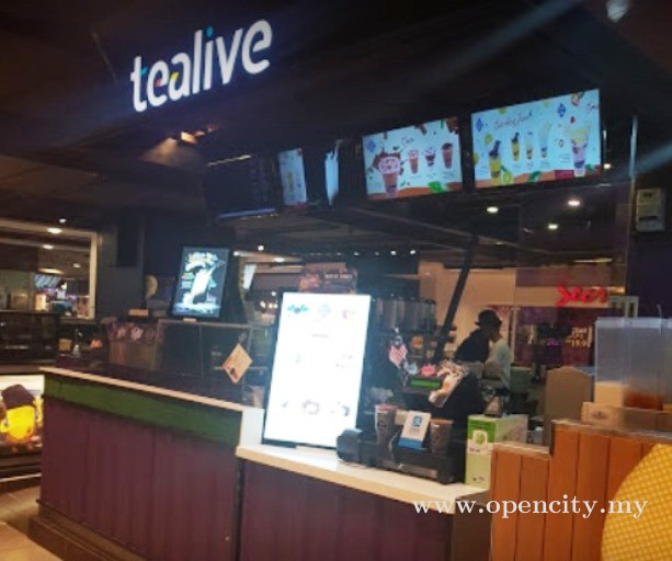 Tealive @ Imago Shopping Mall