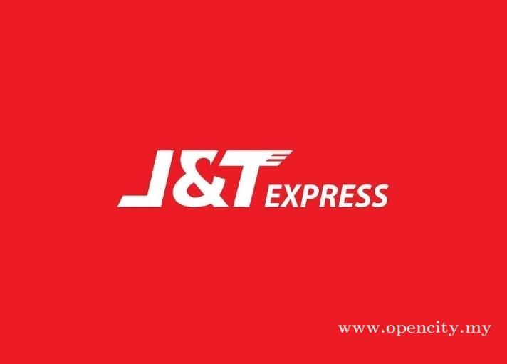 J&T Express @ Sandakan