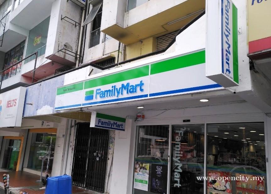 FamilyMart Malaysia @ Subang SS15