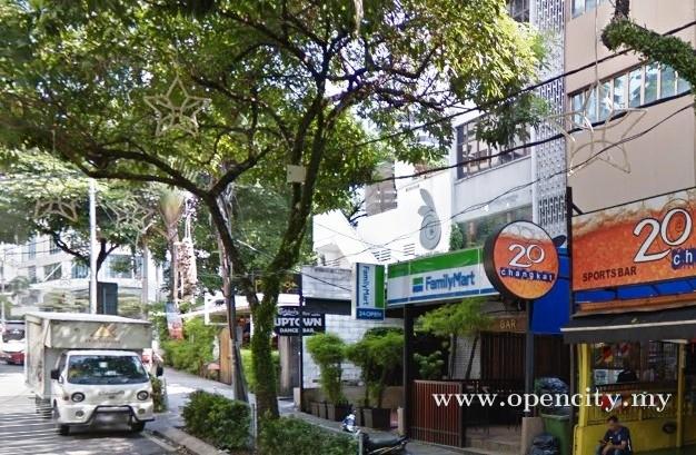 FamilyMart Malaysia @ Jalan Changkat Bukit Bintang