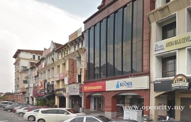 Kurnia Insurance @ Ipoh Branch
