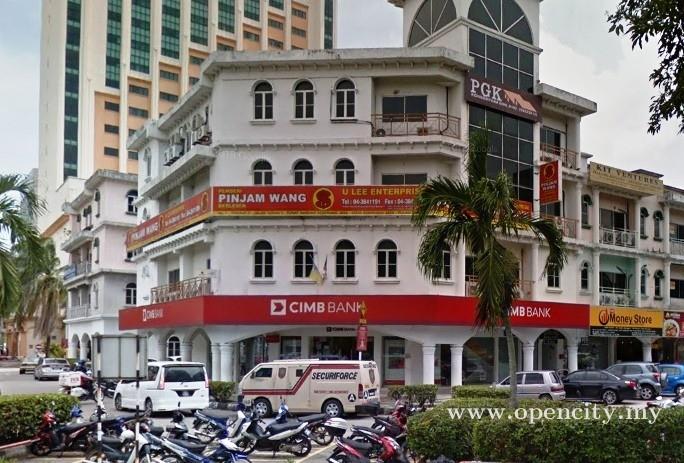 CIMB Bank @ Pusat Bandar Seberang Jaya