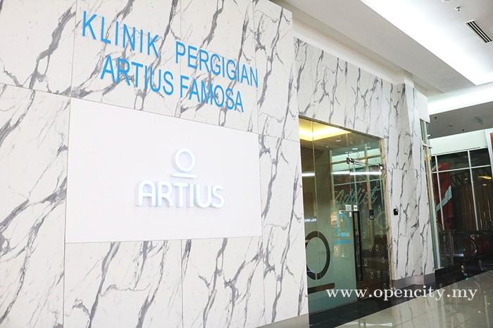 Artius Famosa Dental Clinic @ Dataran Pahlawan