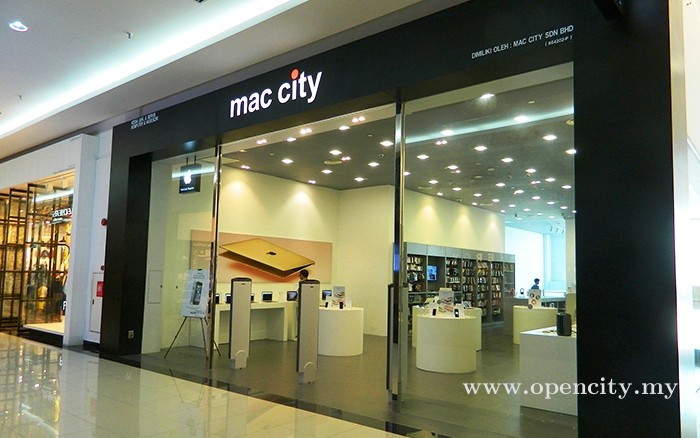 Mac City @ Dataran Pahlawan