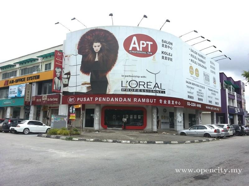 APT Hair Salon @ Bukit Tinggi Klang