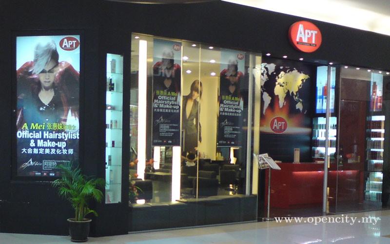 APT Hair Salon @ Aeon Bukit Tinggi