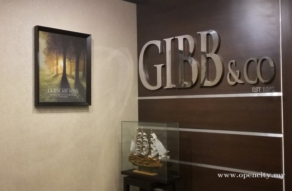 Gibb & Co. (Lawyer Firm) @ Penang