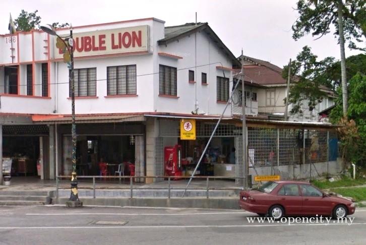 Vegetarian Food Stall @ Double Lion Restaurant & Hotel