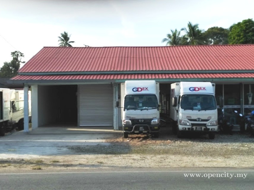 GDex @ Pasir Mas