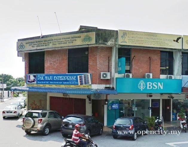 BSN (Bank Simpanan Nasional) @ Gelugor