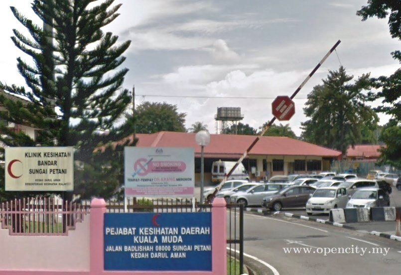 Klinik Kesihatan @ Bandar Sungai Petani