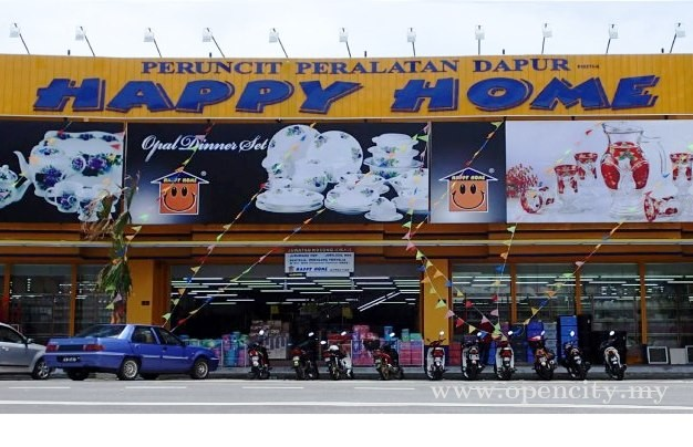 Happy Home Superstore @ Amanjaya