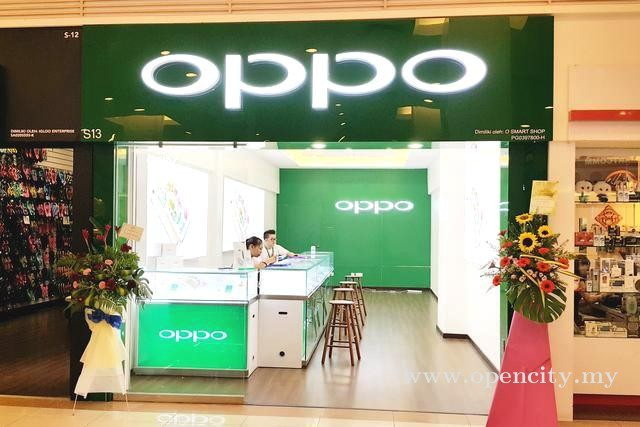 OPPO Store @ Sunway Carnival Mall