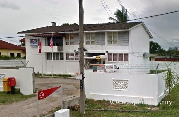 Post Office (Pejabat Pos Malaysia) @ Cherang Ruku