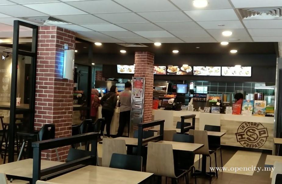 KFC Desa Pandan