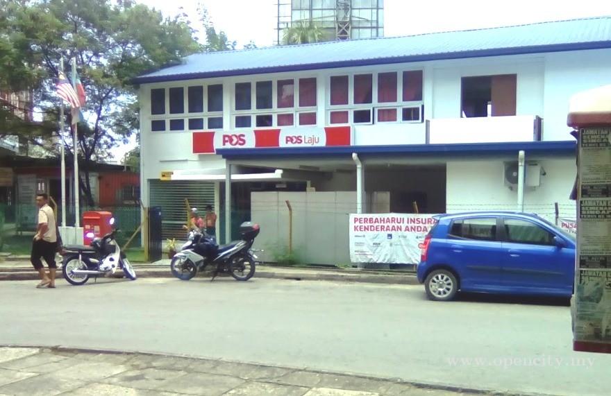 Post Office (Pejabat Pos Malaysia) @ Inanam