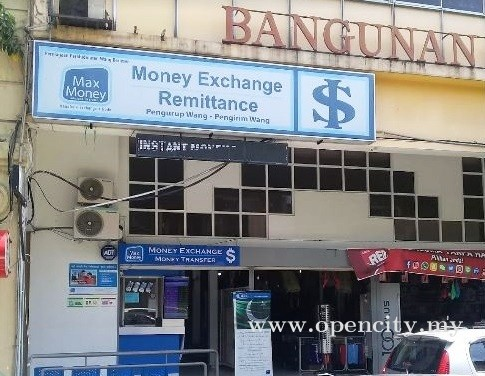 Max Money (Money Changer) @ Ipoh