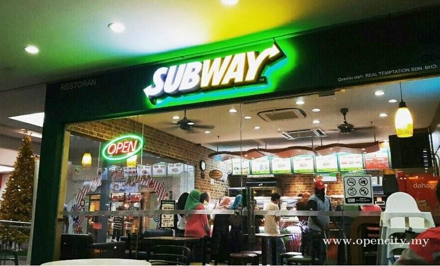Subway @ Seremban Prima Mall
